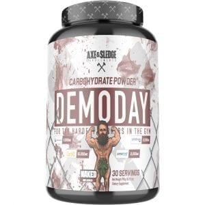 Axe & Sledge Demo Day Naked