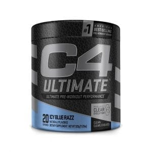 Cellucor Ultimate Icy Blue Razz
