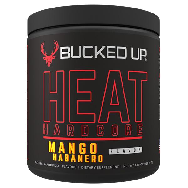 DAS Labs Bucked Up Heat Hardcore Mango Habanero