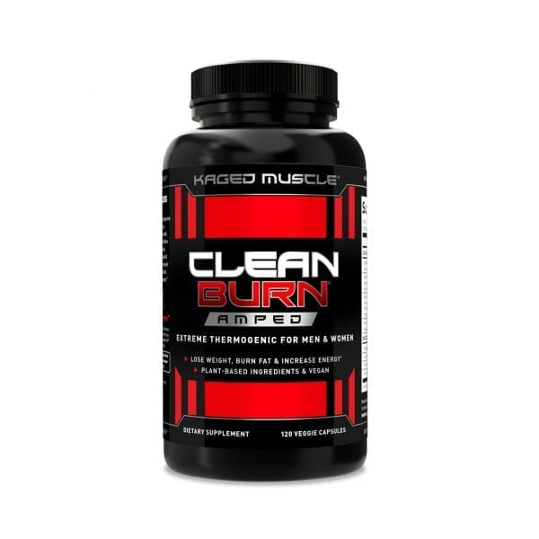 Kaged Muscle Clean Burn Amped