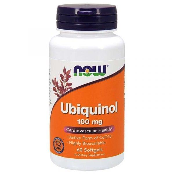 NOW Foods Ubiquinol