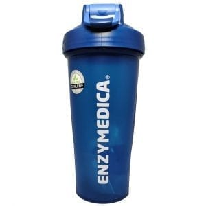 Enzymedica Blender Bottle Blue