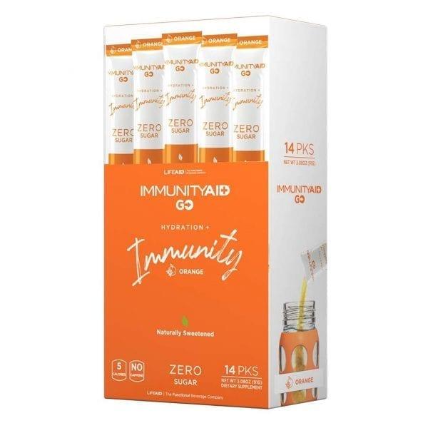 LifeAid ImmunityAid GO