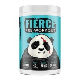 Panda Supplements Fierce