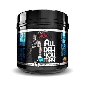 5% Nutrition All Day You May Blueberry Lemonade