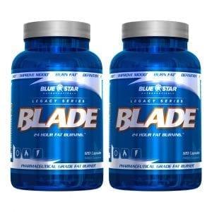 Blue Star Blade 2 Pack