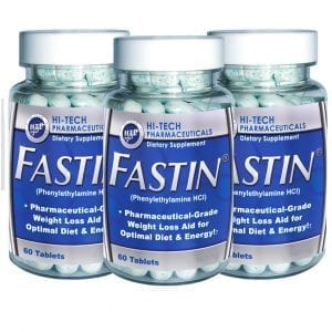Hi-Tech Fastin 3 Pack
