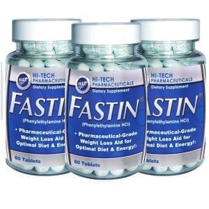 Hi-Tech Fastin 3 Pack