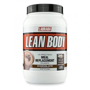 Labrada Lean Body Meal Replacement Shake