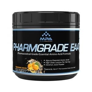 MPA Supps PharmGrade EAA Tangerine Crush