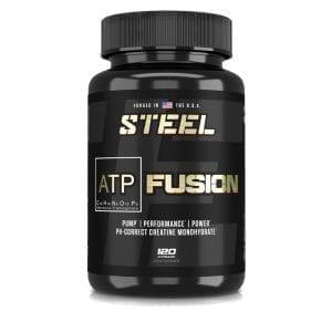 Steel Supplements ATP Fusion Creatine