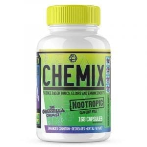 The Guerrilla Chemist CHEMIX Nootropic