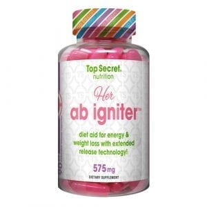 Top Secret Nutrition Her Ab Igniter