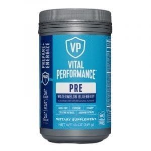 Vital Proteins Pre Watermelon Blueberry