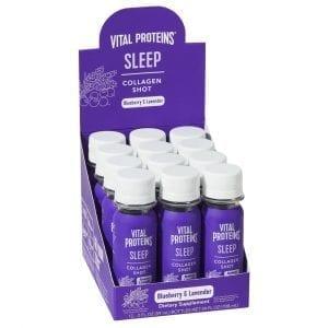 Vital Proteins Sleep Collagen Shot