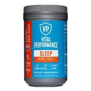 Vital Proteins Sleep Orange Vanilla