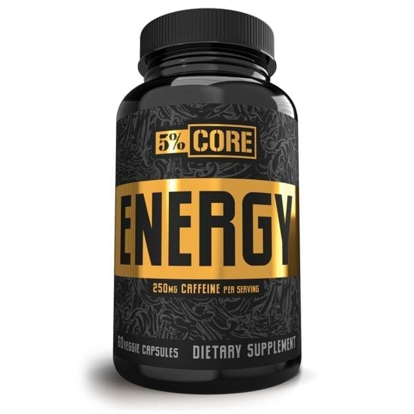 5 Percent Nutrition Core Energy