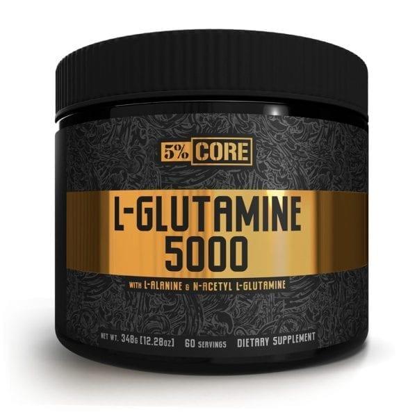 5 Percent Nutrition L-Glutamine 5000