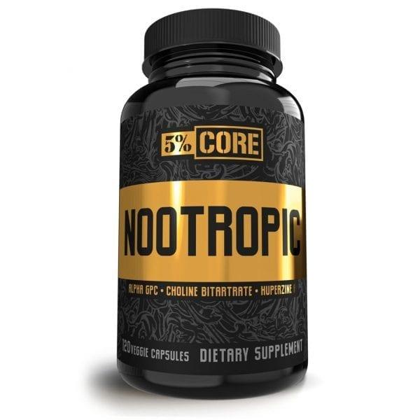 5 Percent Nutrition Core Nootropic