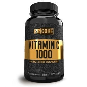 5 Percent Nutrition Core Vitamin C 1000