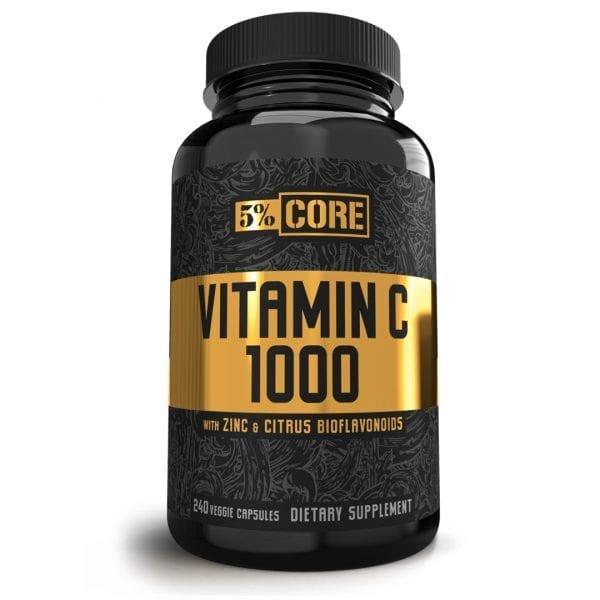 5 Percent Nutrition Core Vitamin C 1000
