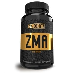 5 Percent Nutrition Core ZMA