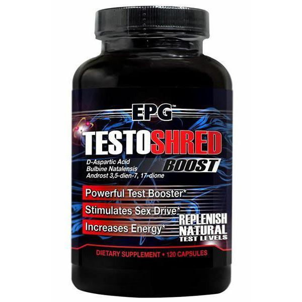 EPG Testoshred Boost