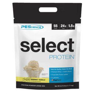 PEScience Select Protein 5lbs Gourmet Vanilla