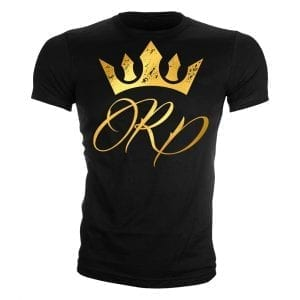 5% Nutrition RP Gold Shirt