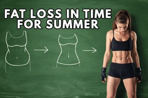 Fat Loss In Time For Summer