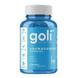 Goli Nutrition Ashwagandha