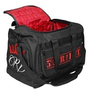 Rich Piana 5% Nutrition Gym Bag