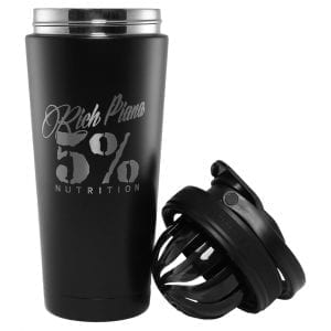 5% Nutrition Ice Shaker Cup