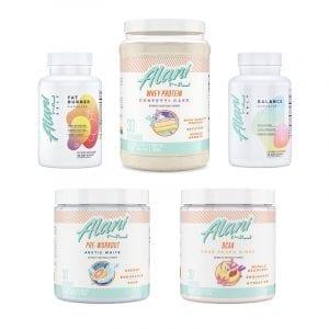 Alani Nu Full Brand Stack