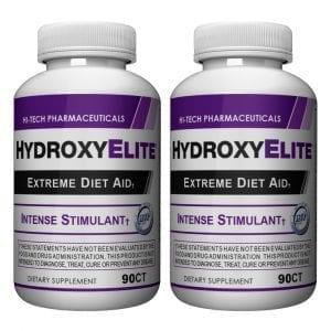 Hi-Tech Hydroxyelite 2 Pack