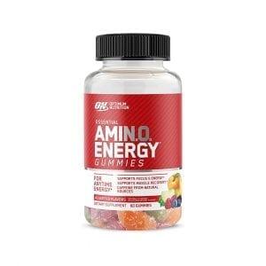 Optimum Nutrition Amino Energy Gummies