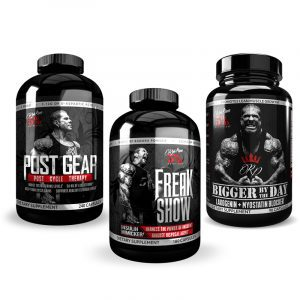 5% Nutrition Muscle Builder Stack put together by IPYU