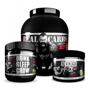 5% Nutrition Nighttime Recovery Stack