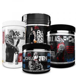 5% Nutrition Pre-Workout Stack