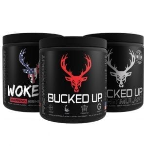 Das Labs Pre-Workout Stack