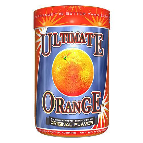 Hi-Tech Ultimate Orange