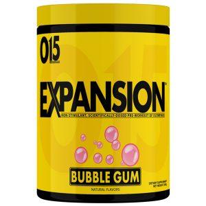 O15 Nutrition Expansion Bubble Gum