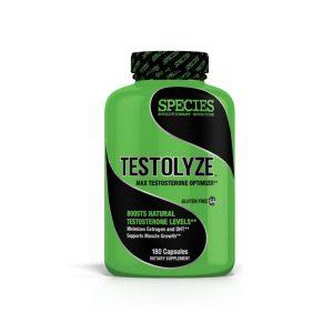Species Nutrition Testolyze