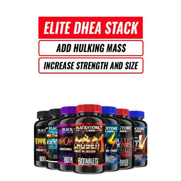 Blackstone Labs Elite DHEA Stack