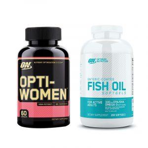 Optimum Nutrition Fish Oil Opti Women