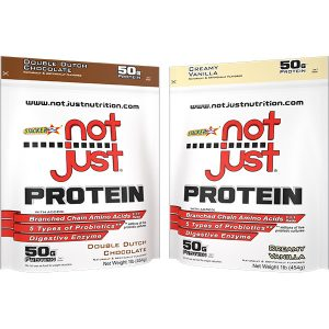 Stacker 2 Not Just Protein